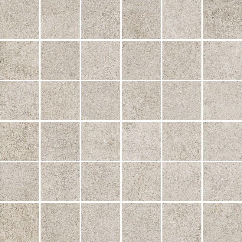 Riversand Beige Mozaika Cięta K.4,8X4,8 Półpoler 29.8x29.8