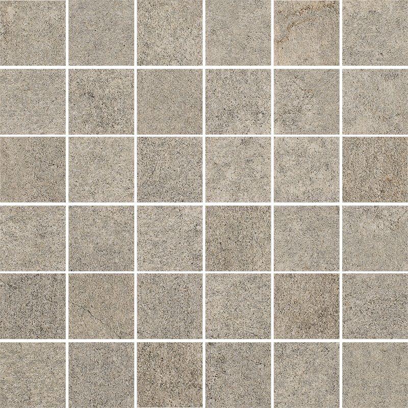 Riversand Umbra Mozaika Cięta K.4,8X4,8 Półpoler 29.8x29.8
