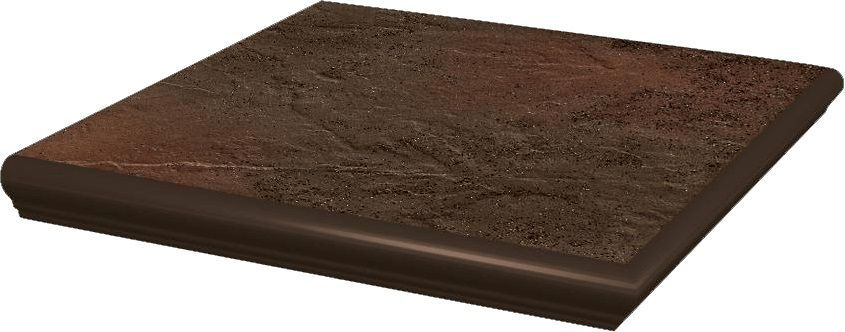 Semir Brown Kapinos Stopnica Narożna 33x33