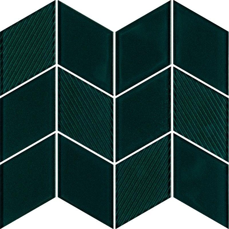 Uniwersalna Mozaika Szklana Verde Paradyż Garden