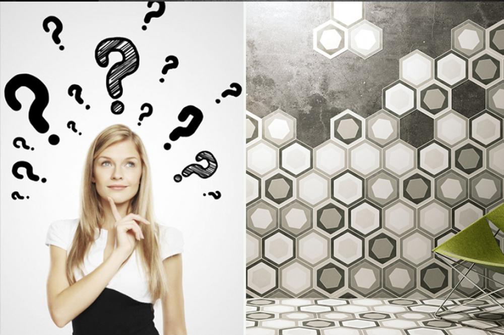 Top 3 întrebări frecvente despre gresie și faianță!